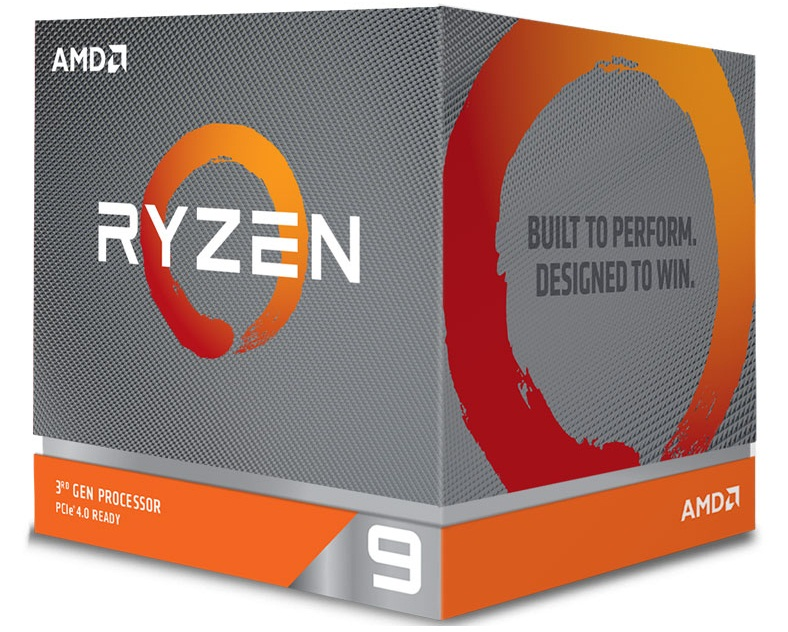 AMD RYZEN 9 3900X 3.8GHz AM4 Desktop CPU