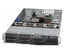 Supermicro 825TQC-600LPB Superchassis Rackmount Server Chassis