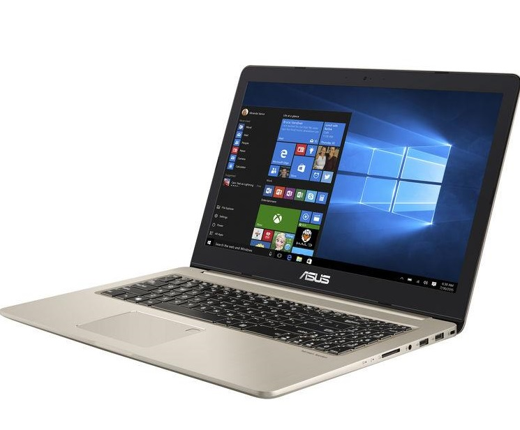 ASUS VivoBook Pro 15 N580GD Core i7 8GB 1TB 128GB SSD 4GB Full HD Touch Laptop