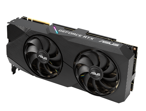 ASUS DUAL-RTX2080-A8G-EVO Graphics Card