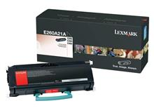 Lexmark E260 A21A Black LaserJet Toner Cartridge