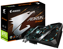 GigaByte AORUS GeForce RTX 2080 Ti XTREME 11G Graphics Card