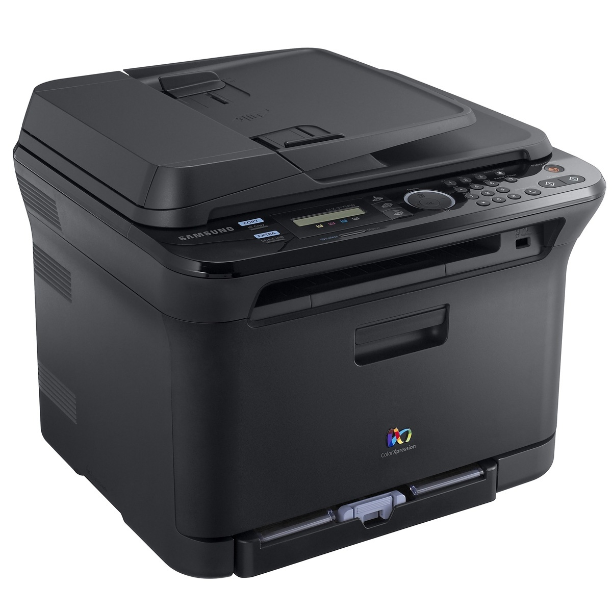 Samsung CLX-3175 Multifunction Laser Printer