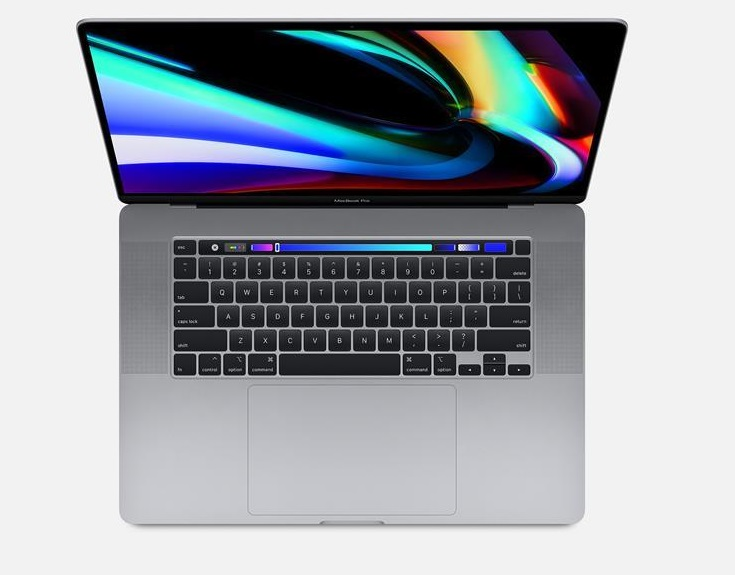 Apple MacBook Pro 16-inch MVVJ2 Core i7 with Touch Bar and Retina Display Laptop