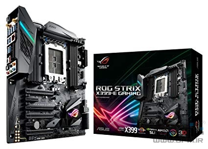 ASUS ROG Strix X399-E Gaming TR4 Motherboard