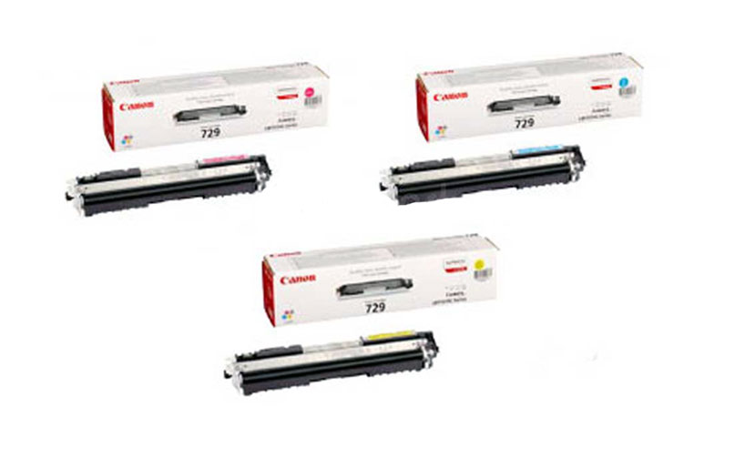 Canon 729 Yellow Laser Toner Cartridge