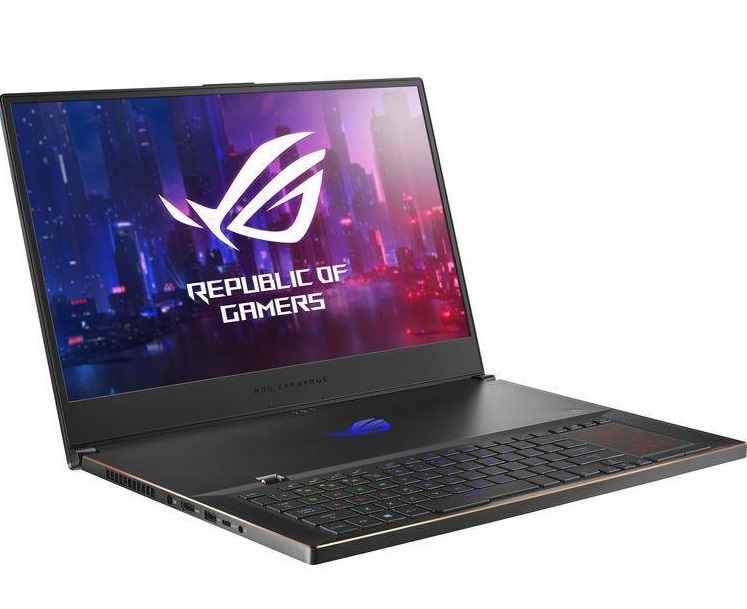ASUS ROG Zephyrus S GX701GX Core i7 24GB 1TB SSD 8GB Full HD Laptop