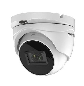 Hikvision DS-2CE56H1T-IT3ZE 5MP HD Motorized VF EXIR PoC Turret Camera