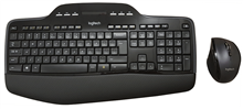 Logitech MK710 Desktop Wireless Keyboard and Laser Mouse