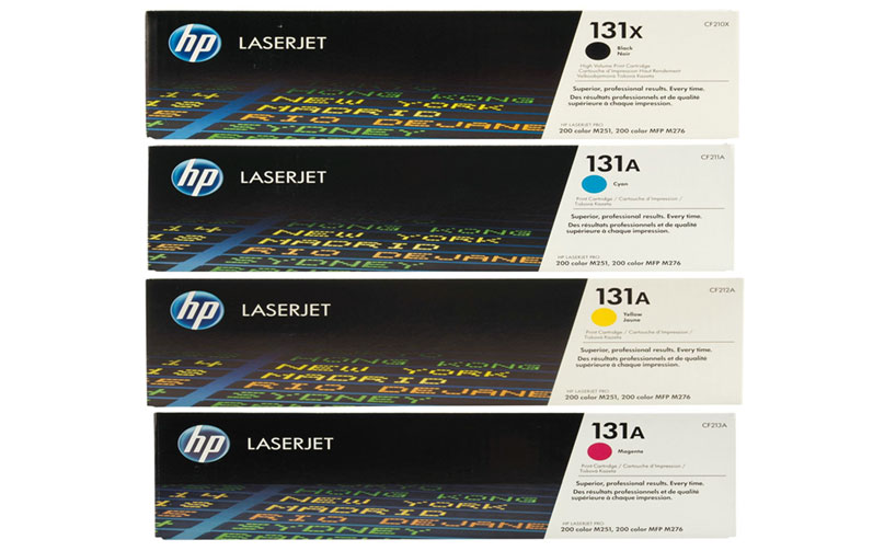 HP CF212A 131A Yellow LaserJet Toner Cartridge