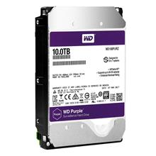 Western Digital WD100PURZ Purple 10TB 256MB Cache Internal Hard Drive