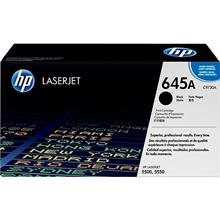 HP C9730A 645A Black LaserJet Toner Cartridge