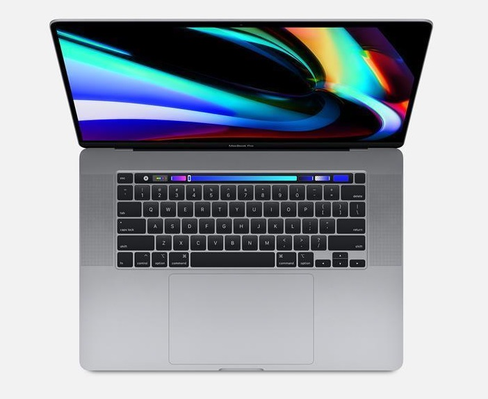 Apple MacBook Pro 16-inch MVVN2 Core i9 with Touch Bar and Retina Display Laptop
