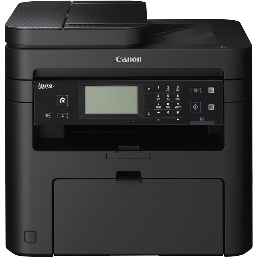 Canon i-SENSYS MF217w Multifunction Laser Printer