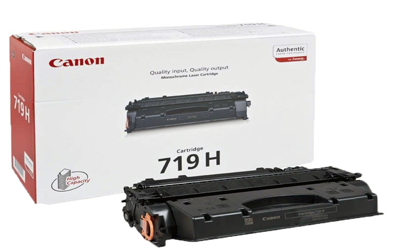 Canon ‎719 Black Toner Cartridge
