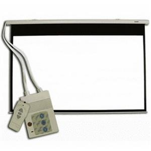Scope Electrical Video Projector Screen 300*300