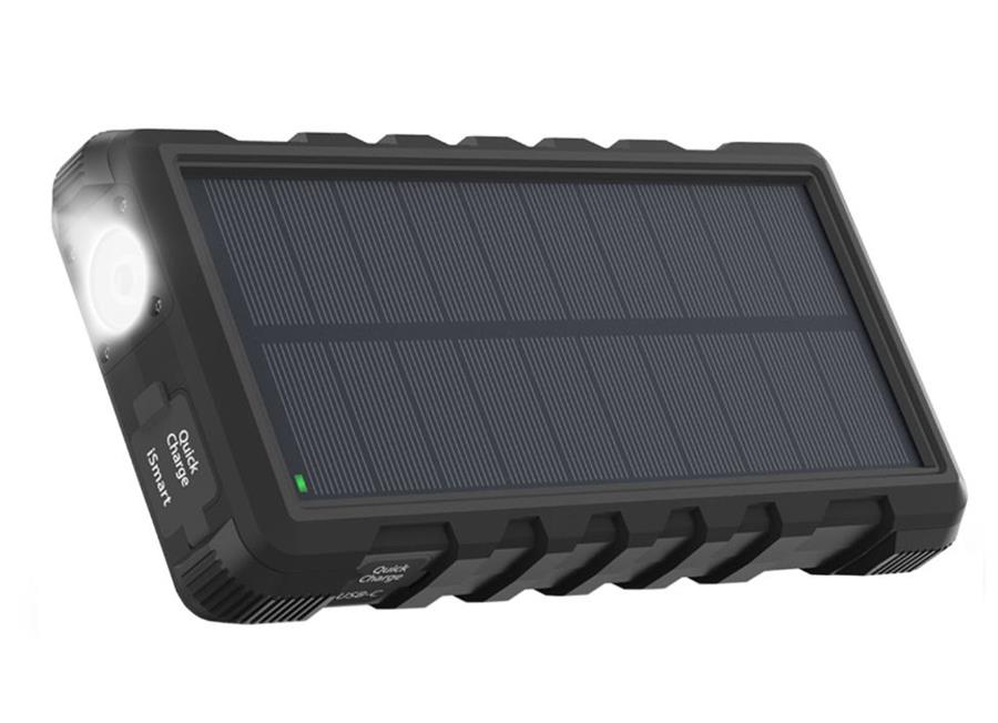 RAVPower RP-PB083 25000mAh Solar Power Bank