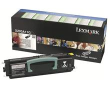 Lexmark X203A11G Toner Cartridge