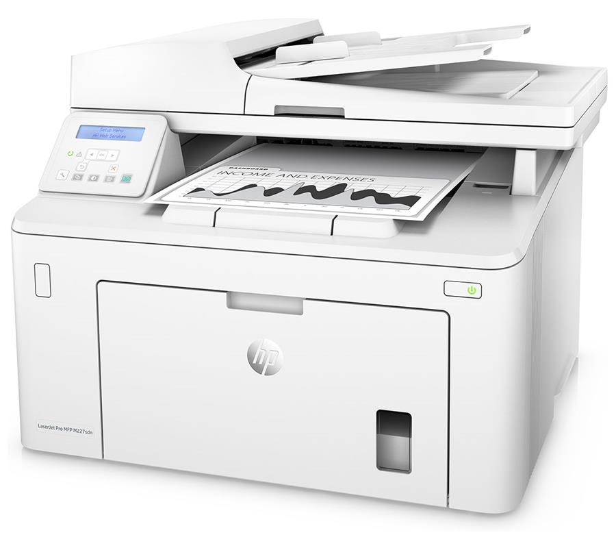 HP LaserJet Pro MFP M227sdn Multifunction Printer