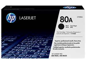 HP Toner-80A-Black