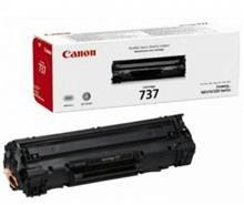 Canon 737 Black Laser Toner Cartridge