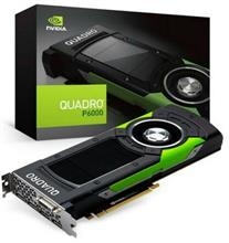 PNY Nvidia Quadro P6000 24GB GDDR5X Graphics card