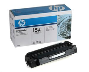 HP Toner-15A-Black