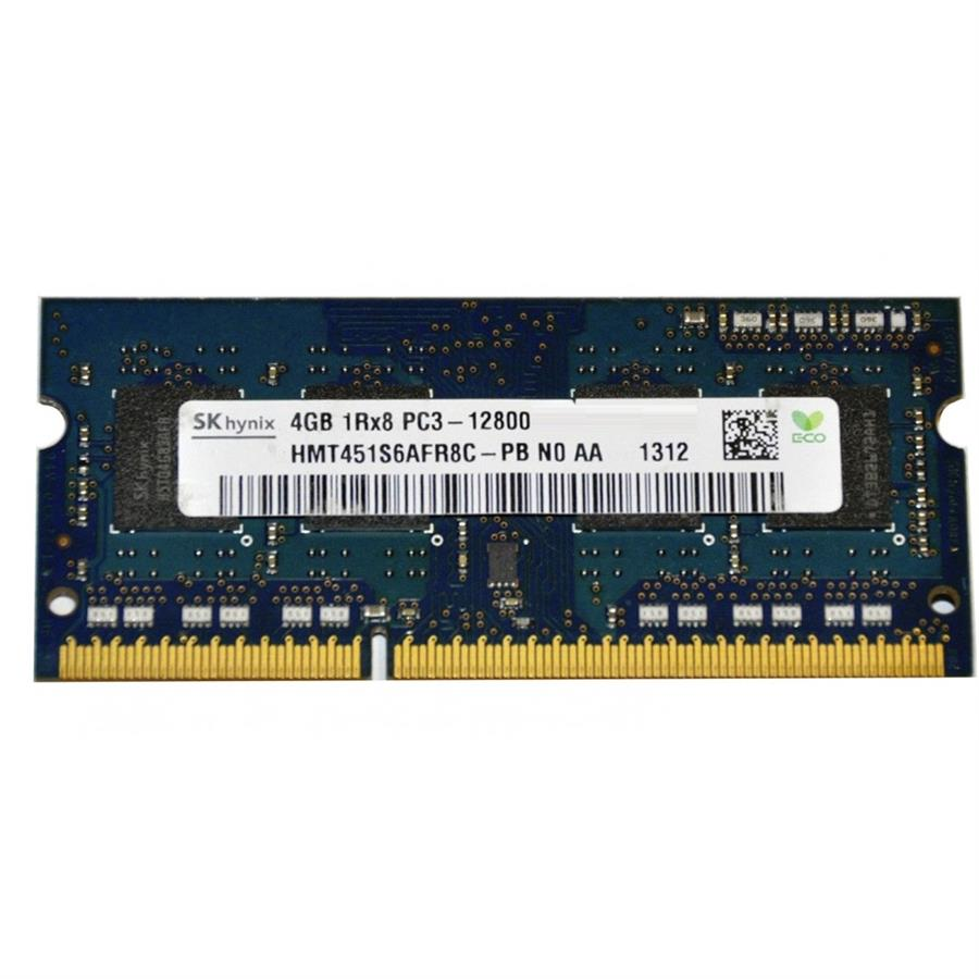 Hynix PC3-12800 4GB 1600MHz Laptop Memory