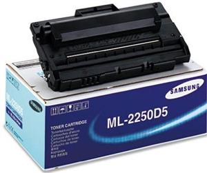 SAMSUNG ML2250 Black LaserJet Toner Cartridge