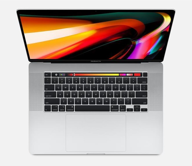 Apple MacBook Pro 16-inch MVVM2 Core i9 with Touch Bar and Retina Display Laptop