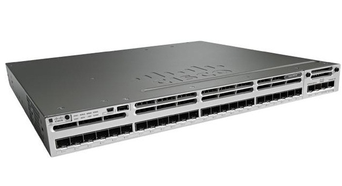 CISCO WS-C3850-24S-S 24Port Manageable Switch