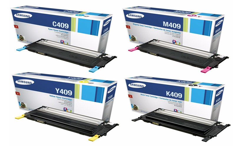 SAMSUNG 409 Red Toner Cartridge